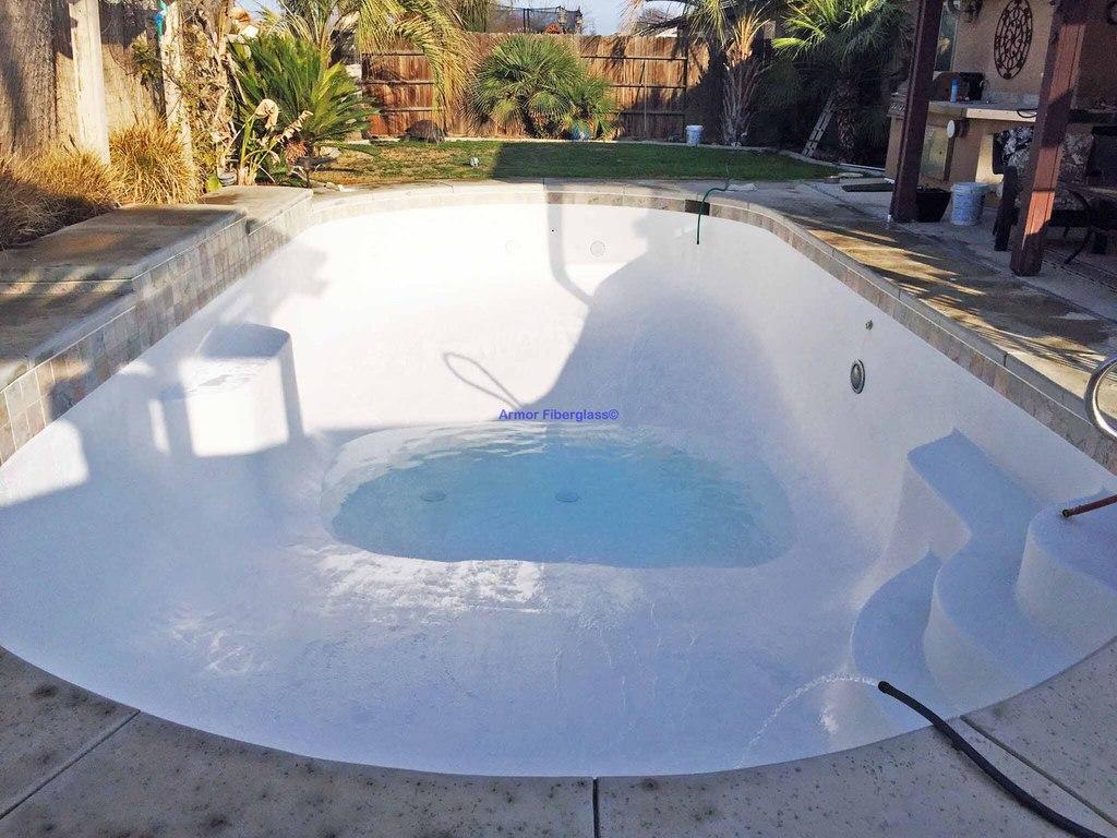 Pool Resurfacing In Bakersfield CA 93388  Armor
