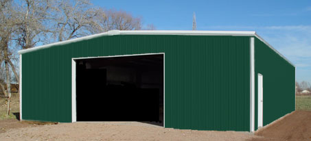 Armor Steel Buildings Choose the color of your steel building