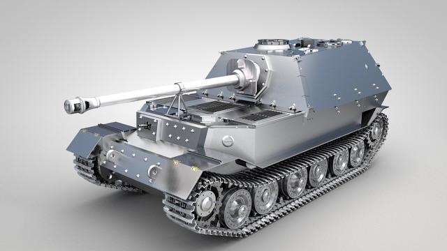 Elefant - Panzerjäger Tiger (P)