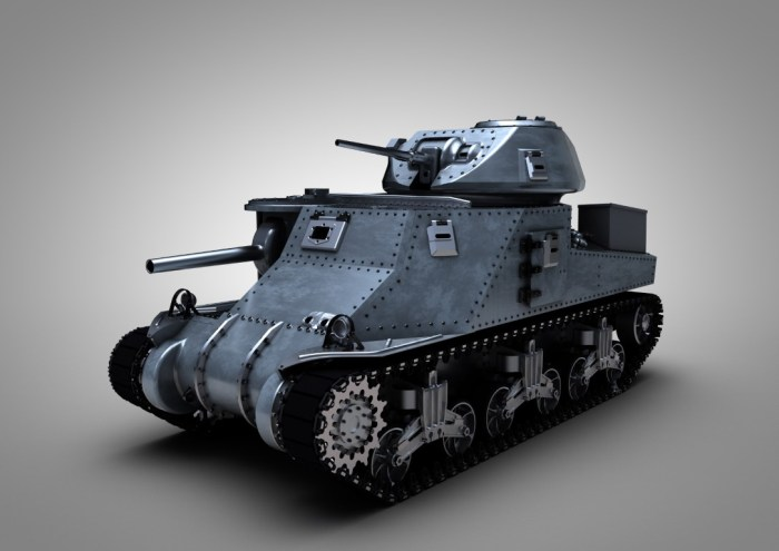 Armortek 1:6 M3 Lee/Grant Medium Tank