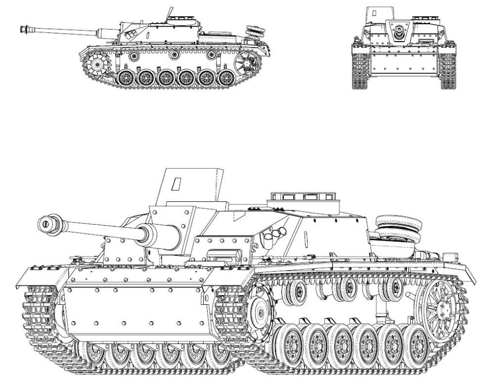 Armortek Stug III