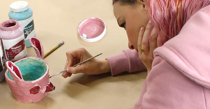 summer art classes for