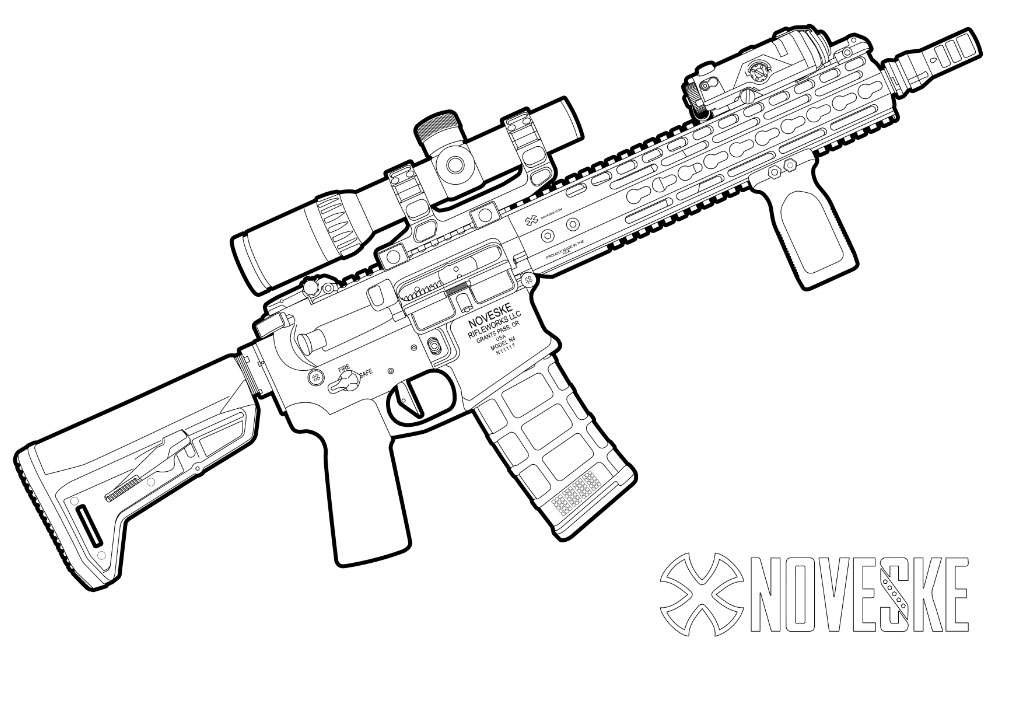 Ar 15 Schematic Printable