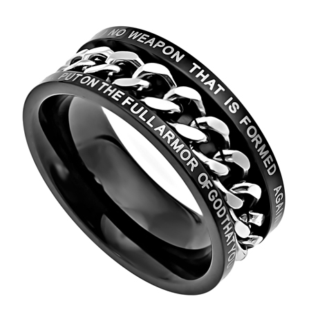 Perseverance Ring Of Health