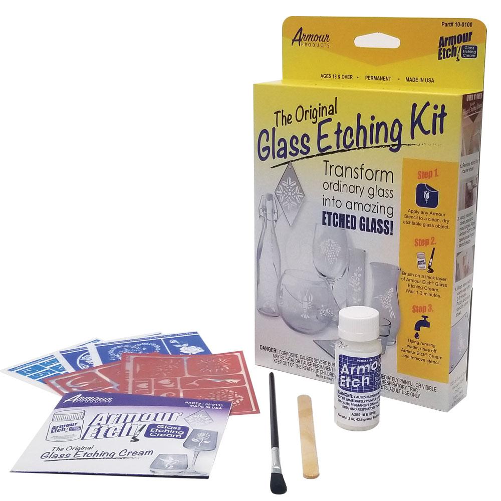 Armour Etch Starter Kit