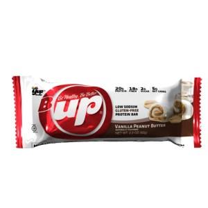 B-Up Protein Bars Vanilla Peanut Butter