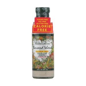 Walden Farms Calorie Free Salad Dressings Thousand Island