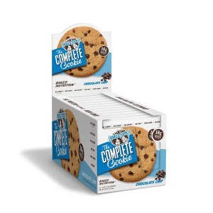 Lenny & Larry's Complete Cookie Chocolate Chip Box ArmourUP Asia Singapore