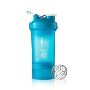Blender Bottle ProStak Full Colour Aqua