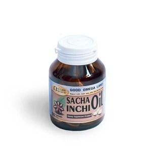 Good Omega Land Sacha Inchi Oil Softgels