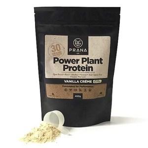 Prana On Power Plant Protein Vanilla Creme ArmourUP Asia Singapore