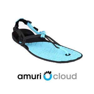 Xero Shoes Amuri Cloud Coal Black Aquarius ArmourUP Asia Singapore
