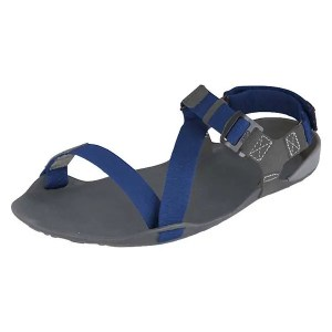 Xero Shoes Men's Z-Trek Lightweight Sports Sandals Charcoal Multi-Blue ArmourUP Asia Singapore