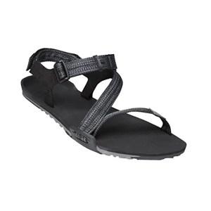 Xero Shoes Mens Z-Trek Lightweight Sports Sandals Black Multi Black ArmourUP Asia Singapore