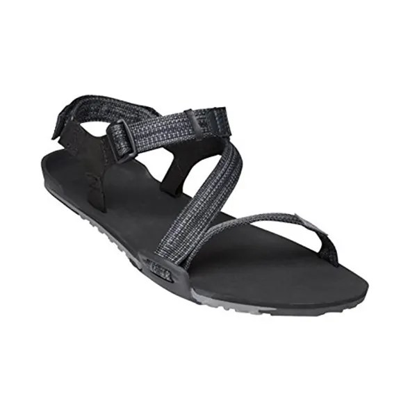 f8078ee1902 Xero Shoes Mens Z-Trek Lightweight Sports Sandals Black Multi Black  ArmourUP Asia Singapore