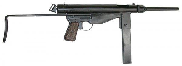 FBP m/948 пистолет-пулемет - характеристики. фото. ттх