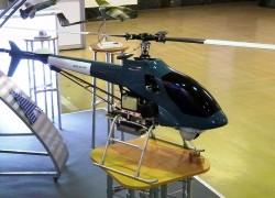 БПЛА вертолетного типа ZALA 421-05Н. Фото А. Соколов