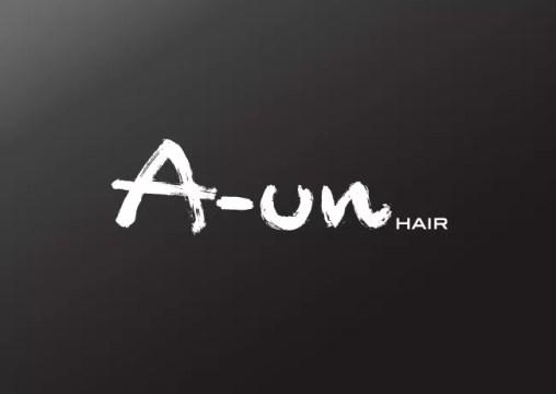 A-un hairロゴ