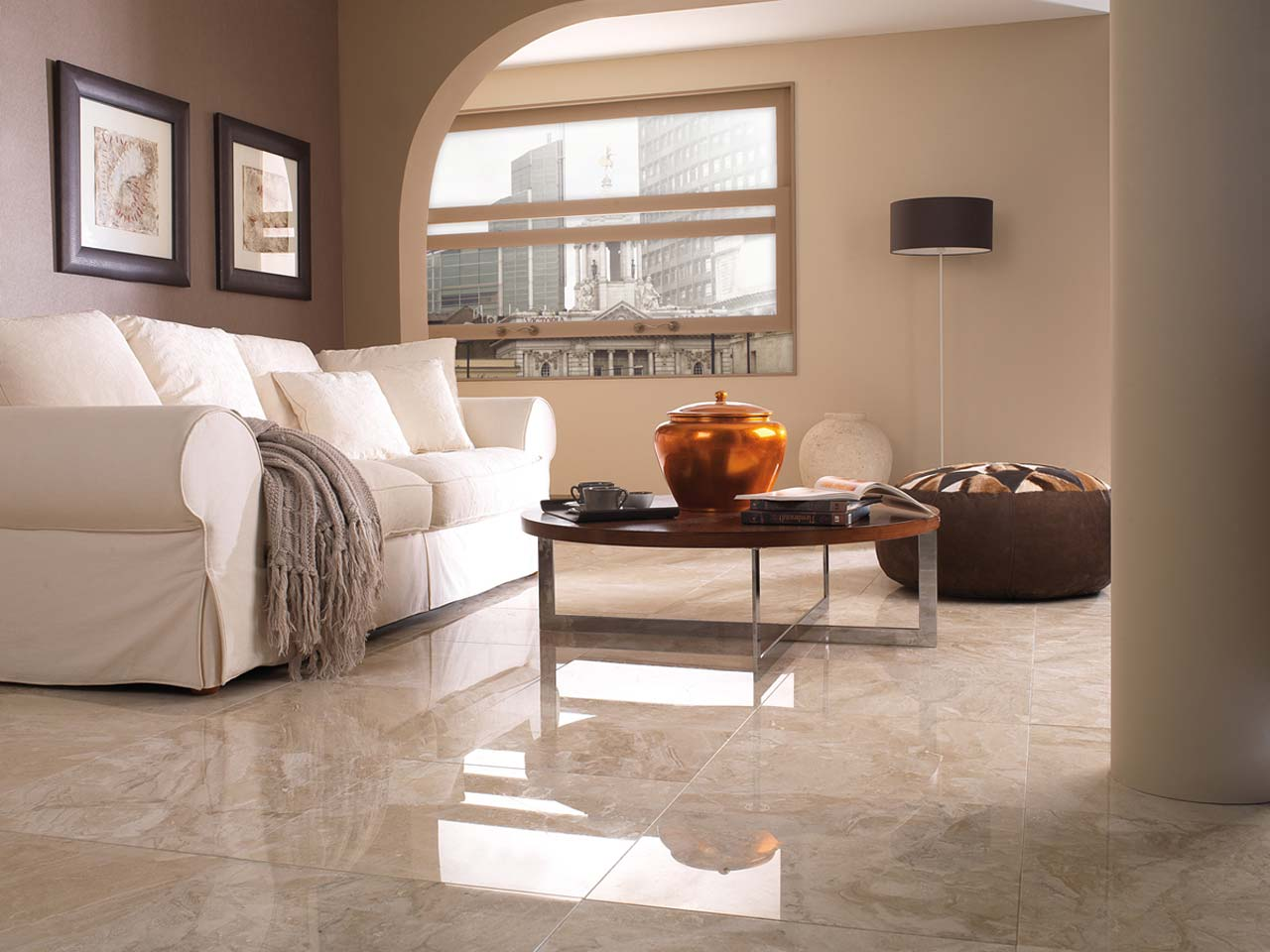 How To Clean And Polish Marble Floors