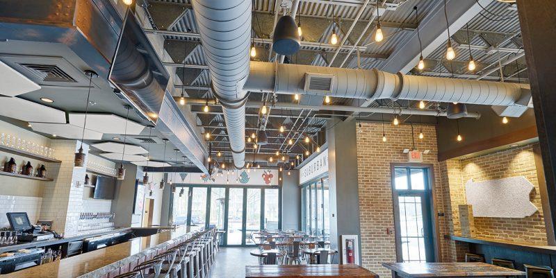 Restaurant Acoustics  Soundproofing Pubs  Bars