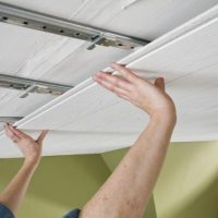 Ceiling Tile Installation | Tile Design Ideas