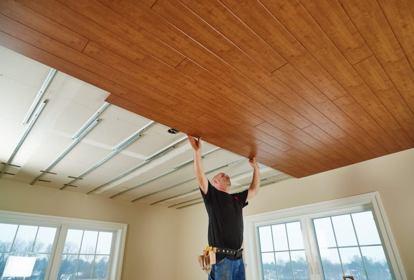 Armstrong Ceiling Laminate Planks