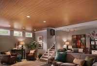 Wood Drop Ceiling | Armstrong Ceilings Residential