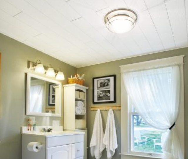 Bathroom Ceilings
