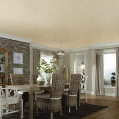 Low Ceiling Living Room Design Ideas For Decorating The Plank | Armstrong Ceilings Residential