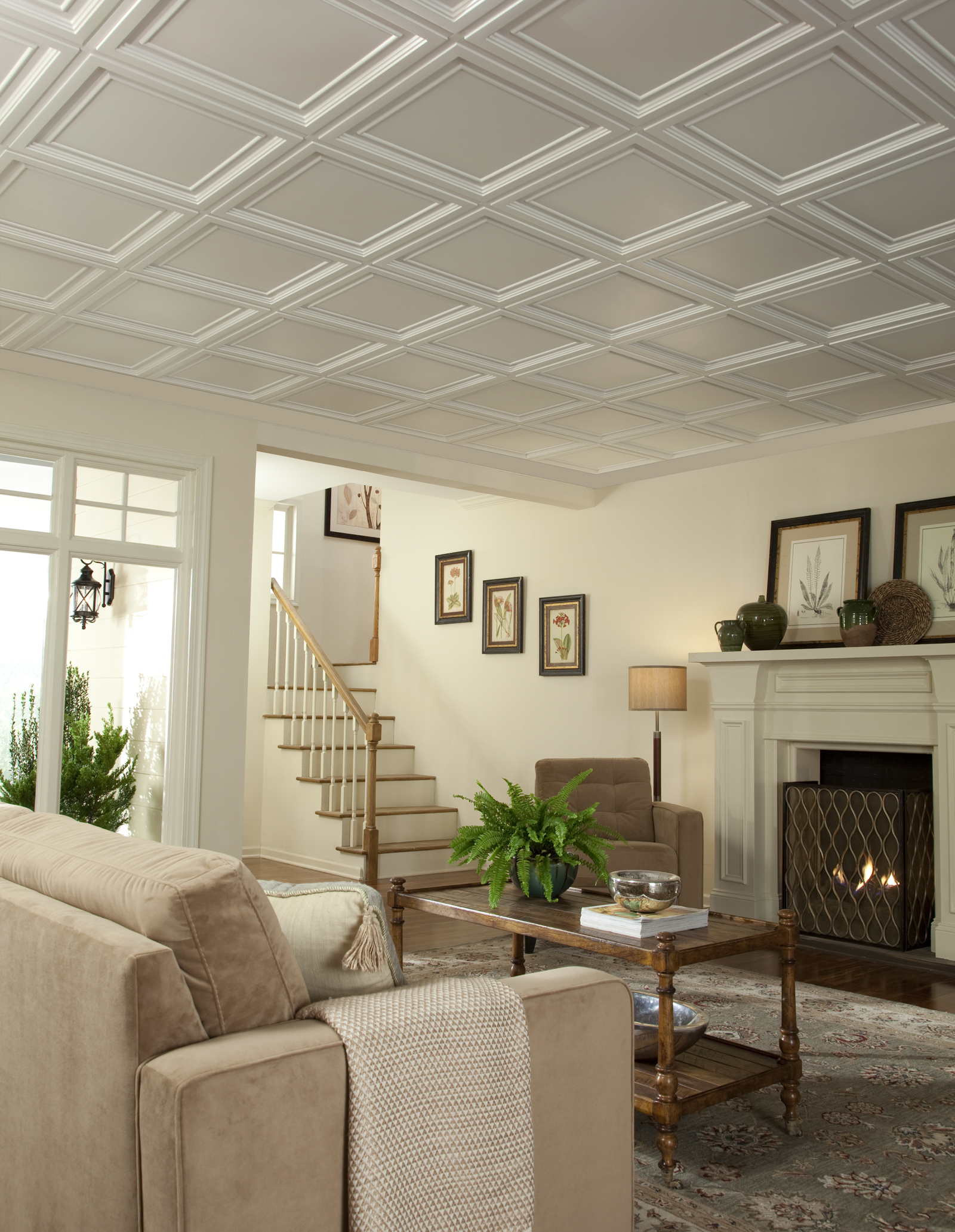 Coffered Ceiling Cost