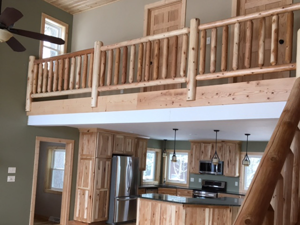 The Armstrong Creek Co  Featured Project Mortise  Tenon Timber Stairway