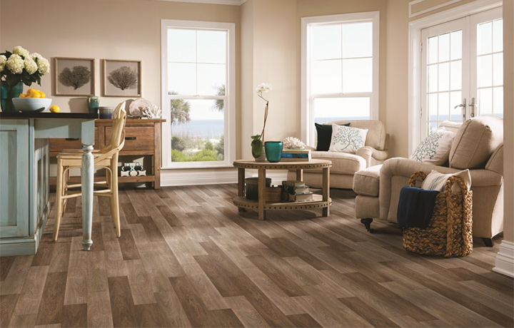 How To Remove Vinyl Flooring From Wood Subfloor