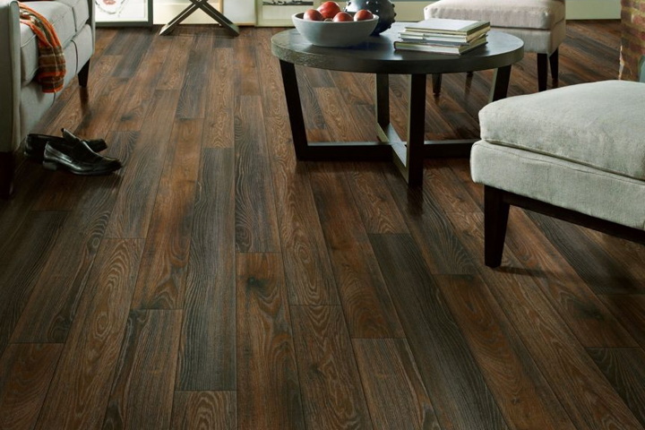 images of wood floors in living rooms light blue grey walls room pet friendly flooring laminate with a look the brindle oak 78267