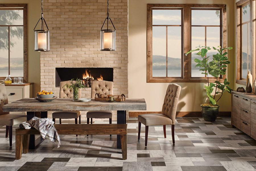 Dining Room Flooring Guide  Armstrong Flooring Residential