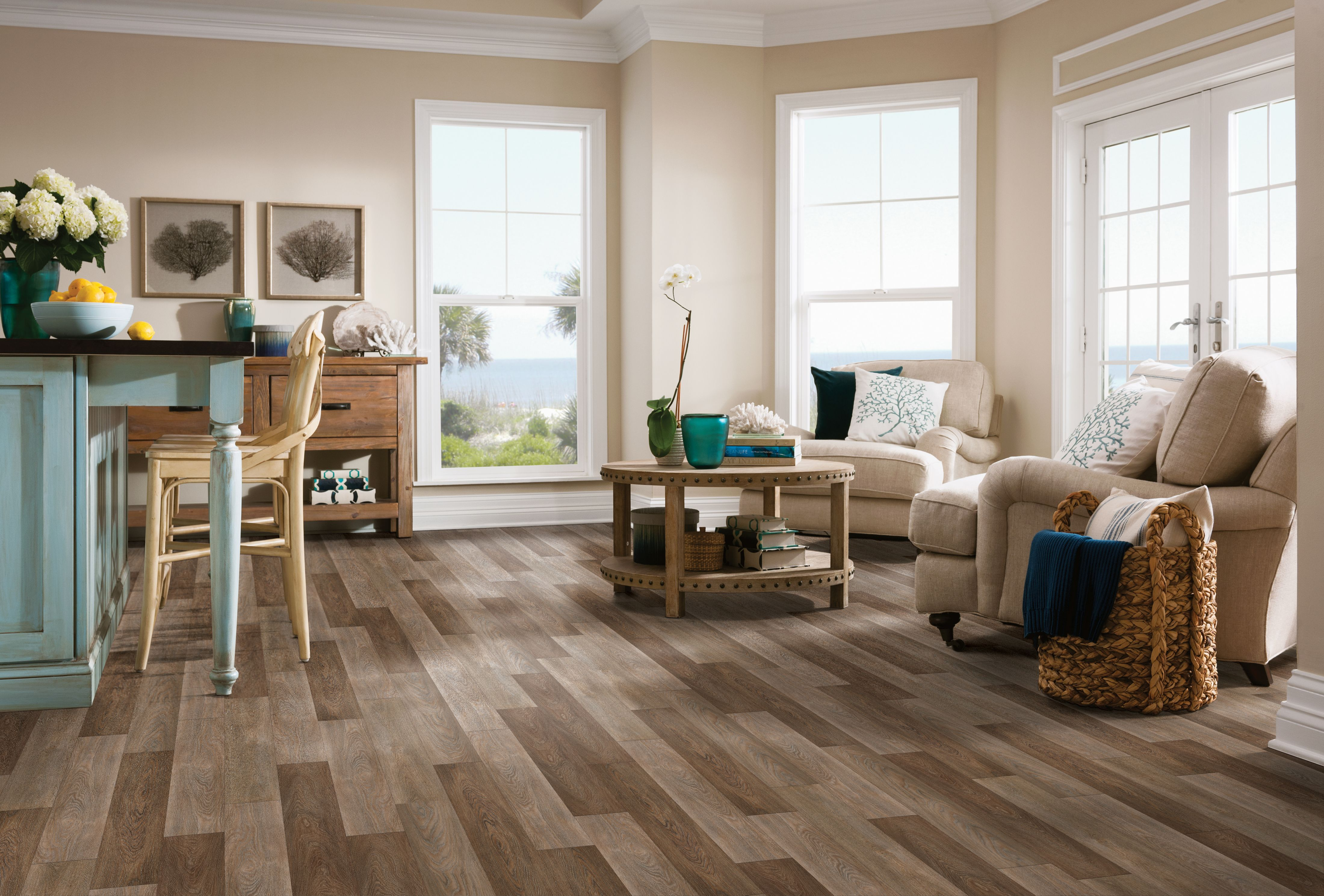 what s the difference between linoleum