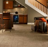 Basement Flooring Guide | Armstrong Flooring Residential