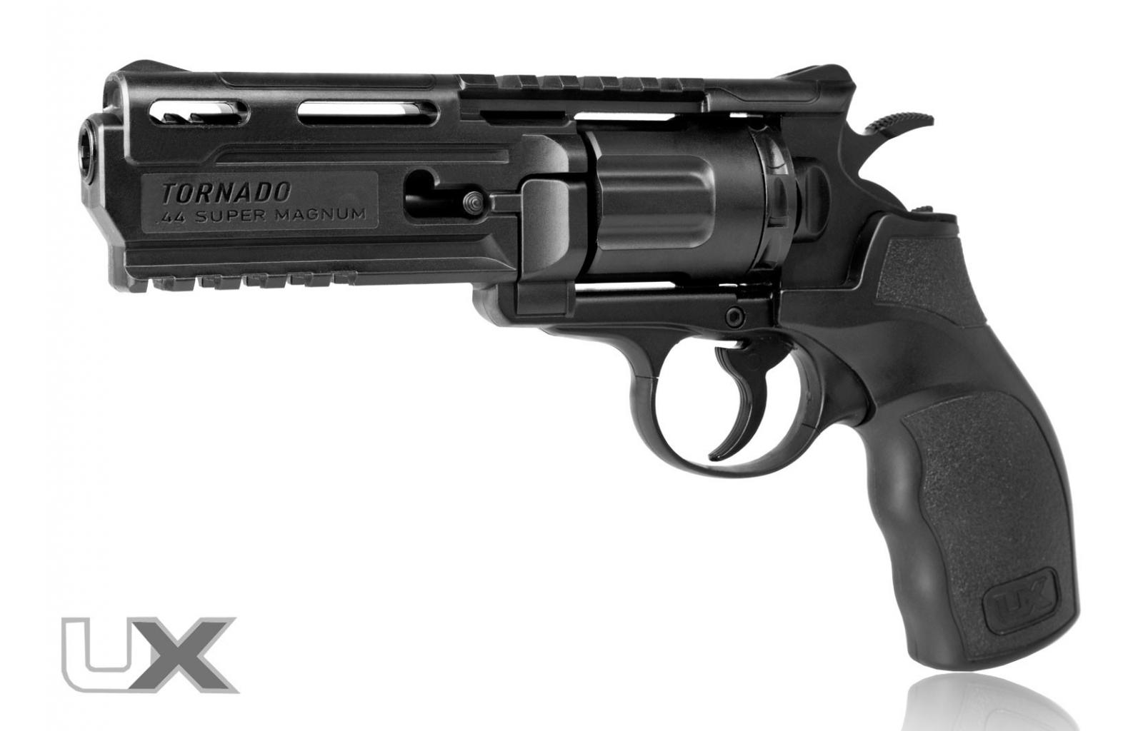 Revolver Umarex UX Tornado CO2 BB 45 25 joules