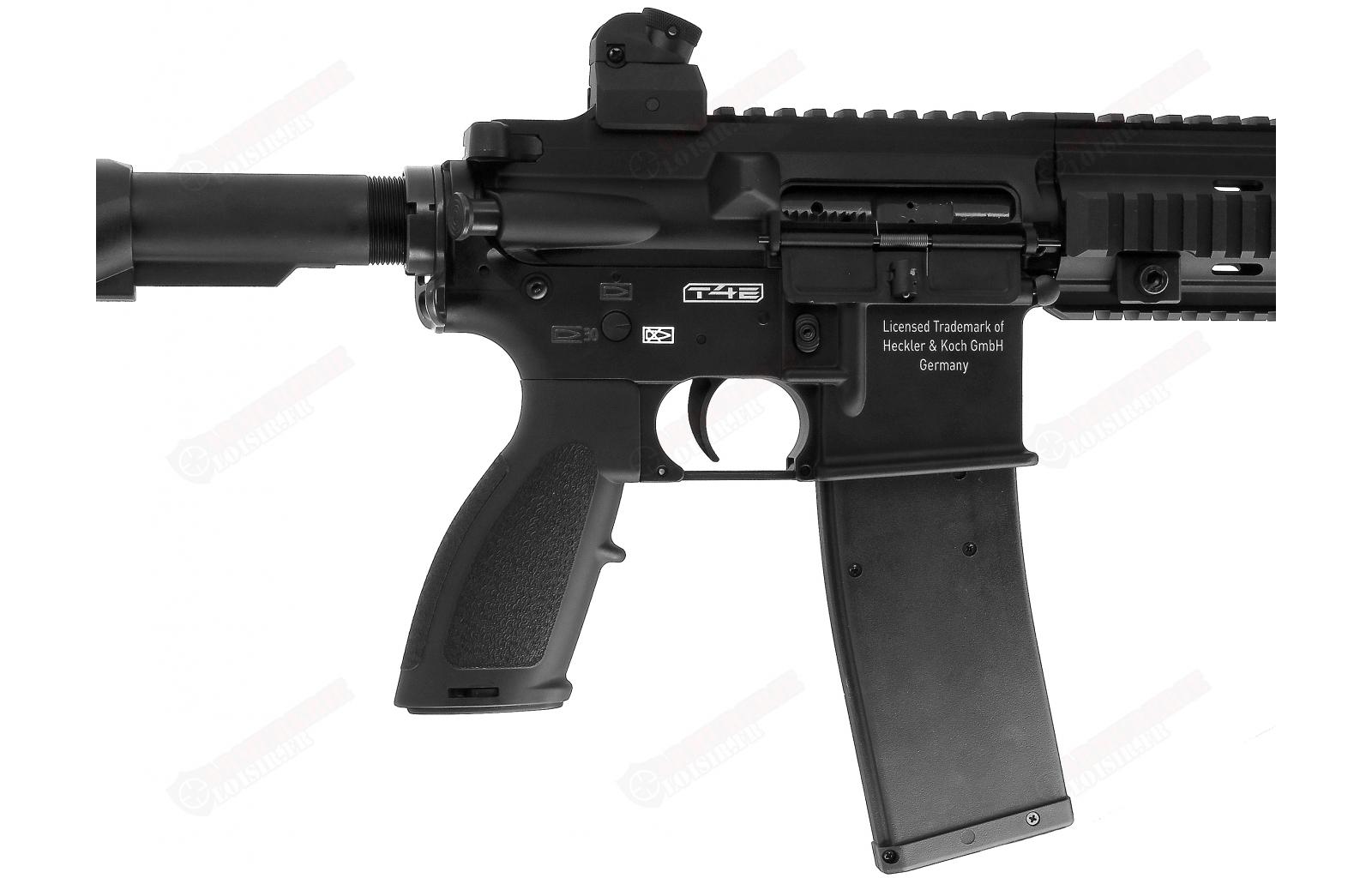 Fusil dassaut  balle caoutchouc Heckler  Koch HK416