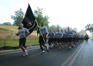 Army/Navy/AirForce/USMC Running and Marching Cadences