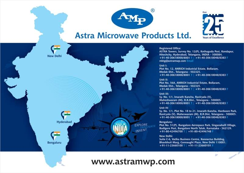 astra microwave products army technology