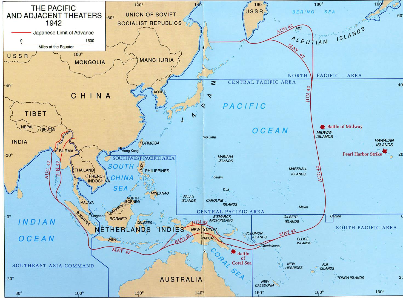 Maps Of World War Ii