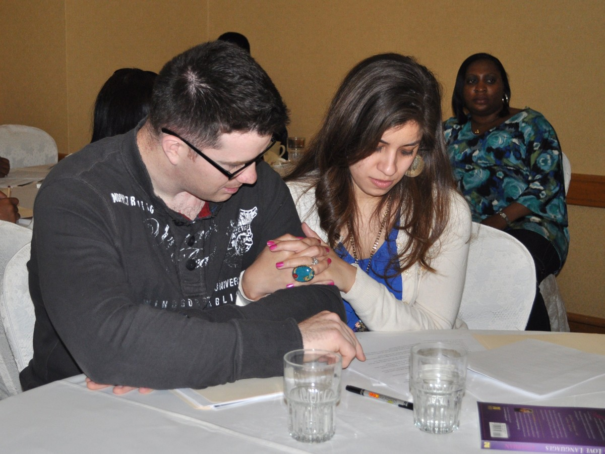 Battalion Participates In Marriage Retreat On Yongsan
