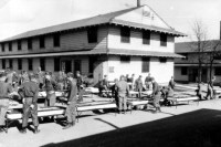 Look how far we've come: New Soldier barracks offers ...