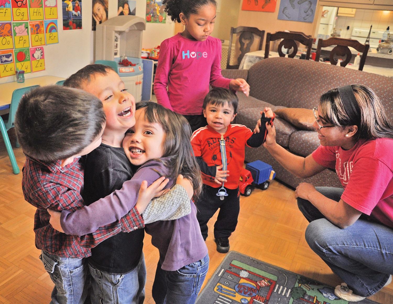 Family Child Care Amnesty Program Seeks To Safeguard