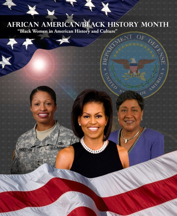Presidio Of Monterey Celebrates Black History Month
