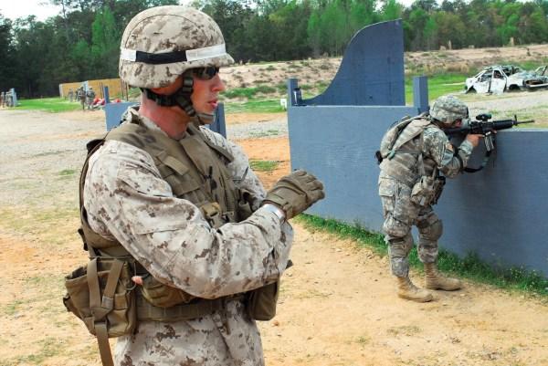 Marine Combat Instructors Share Infantry Tactics Article