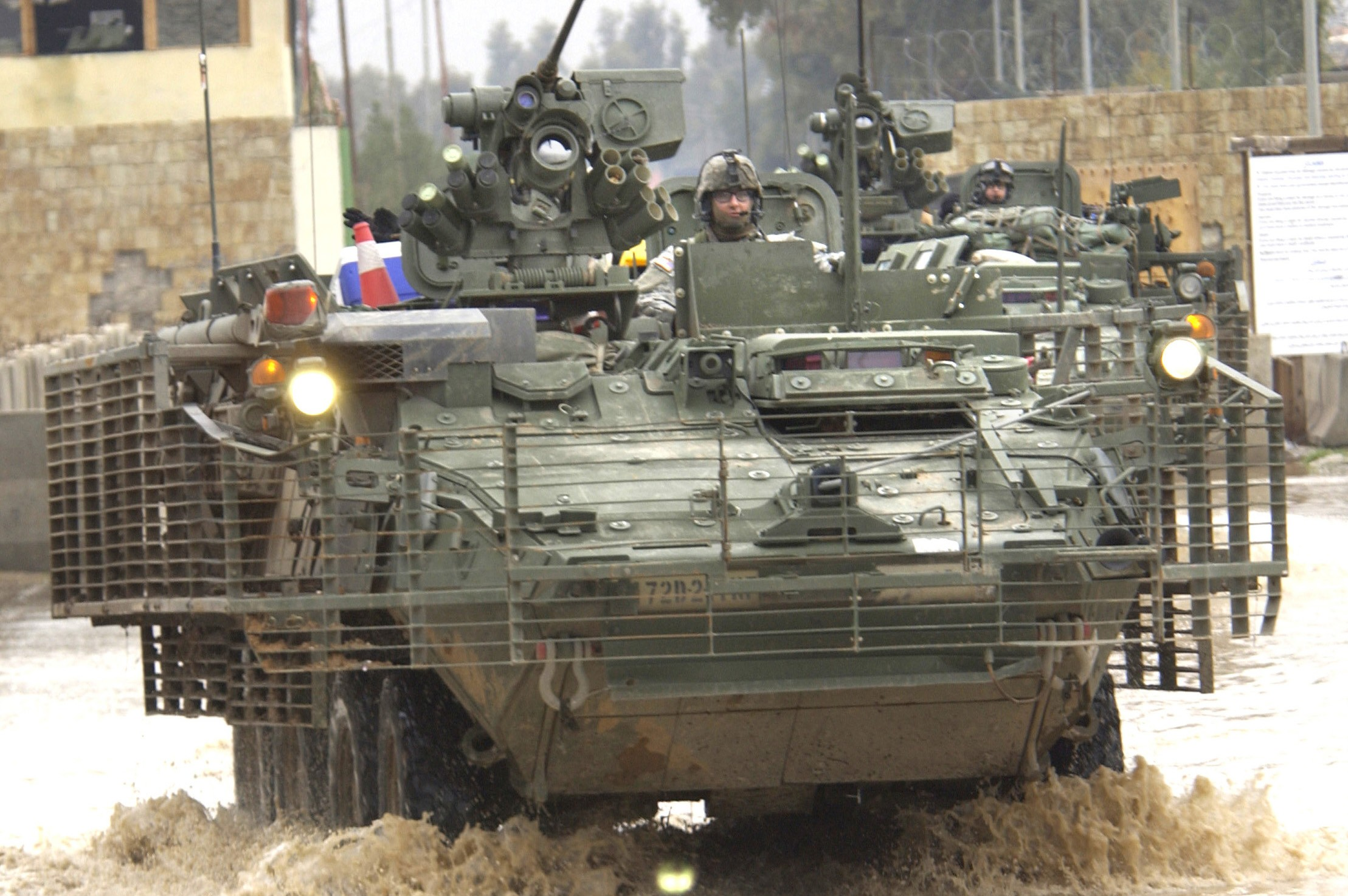 Army Plans Major Stryker Upgrades