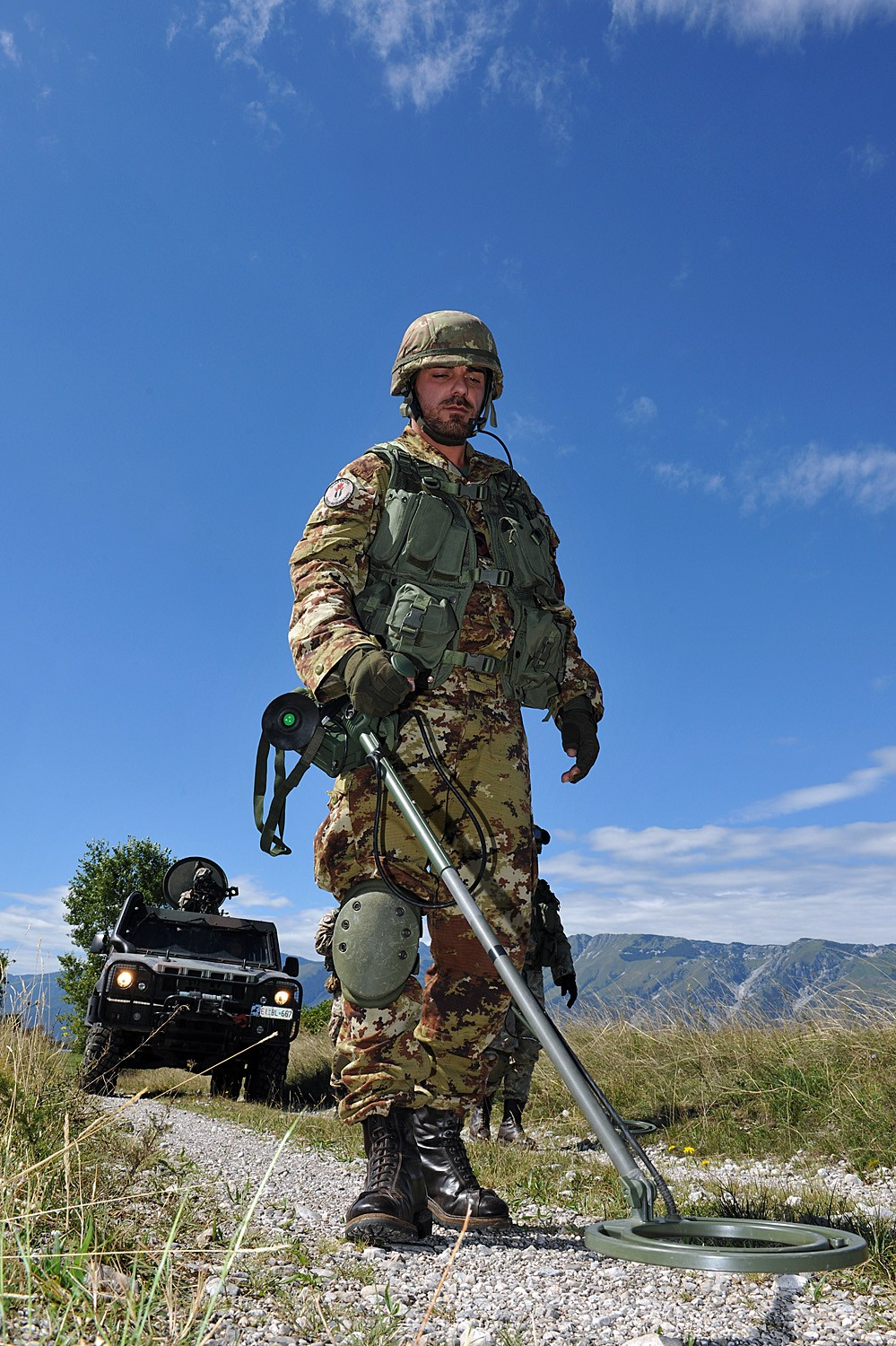 USACE forward engineers train with Italians  Article  The United States Army