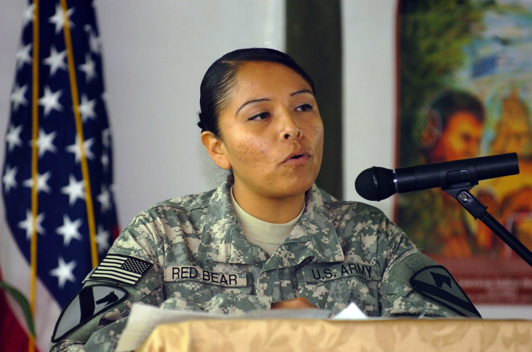 American Indians In The United States Army