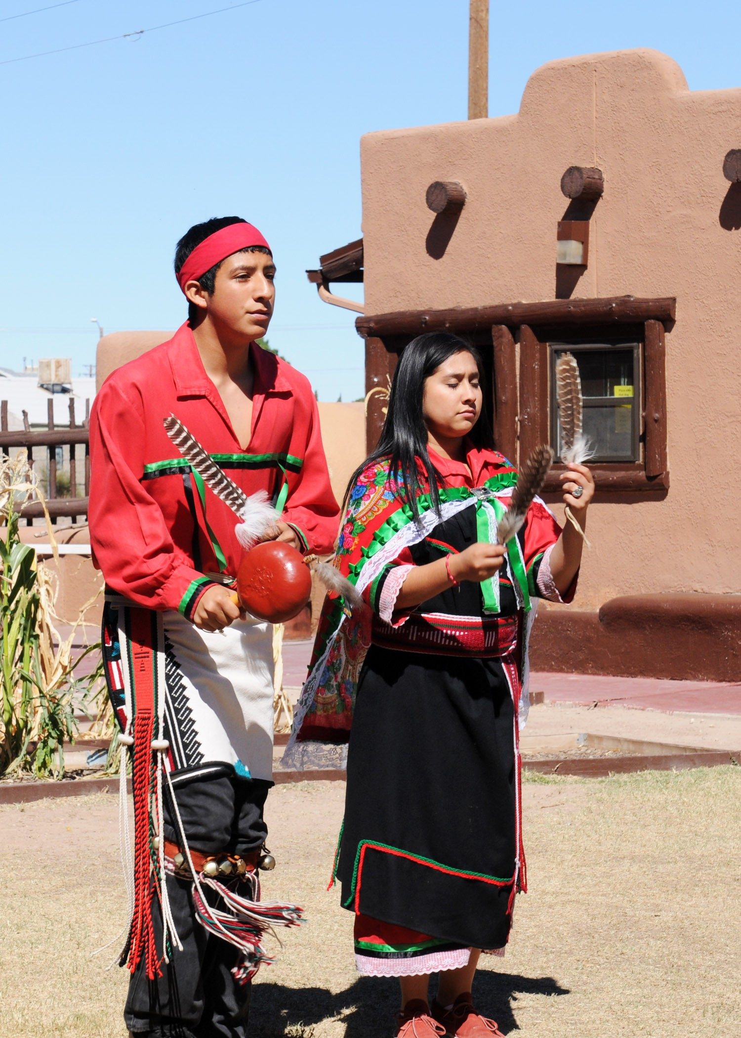 Native American Culture Alive And Well In El Paso